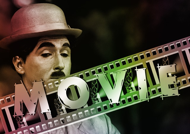 Cinema Strip, Movie, Film, Charlie, Charlie Chaplin