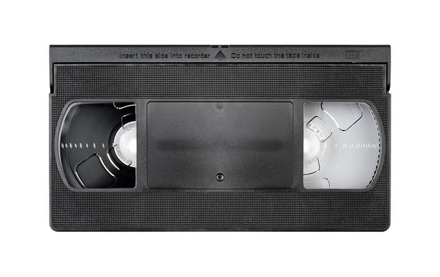 Cassette, Video, Video Cassette, Vhs, Recording, Film