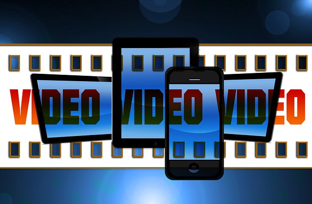 Film, Filmstrip, Smartphone, Laptop, Tablet, White