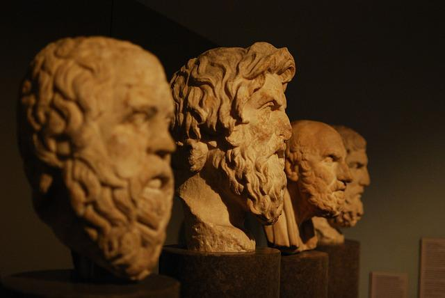 Bustos, Filsofia, Aristotle, Philosophers, Greeks