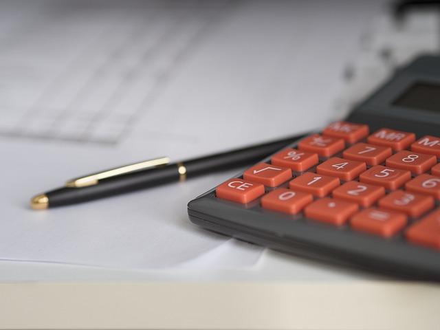 Business, Calculator, Calculation, Insurance, Finance