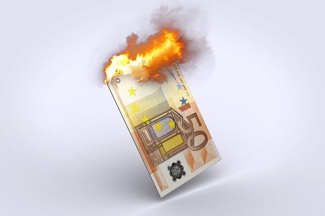 Euro, Money, Inflation, Currency, Finance, Cash