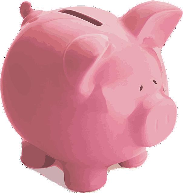Pig, Piggy Bank, Pink, Finance, Money, Save, Investment