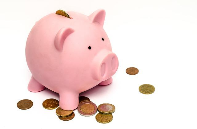 Piggy Bank, Money, Savings, Financial, Economy, Success