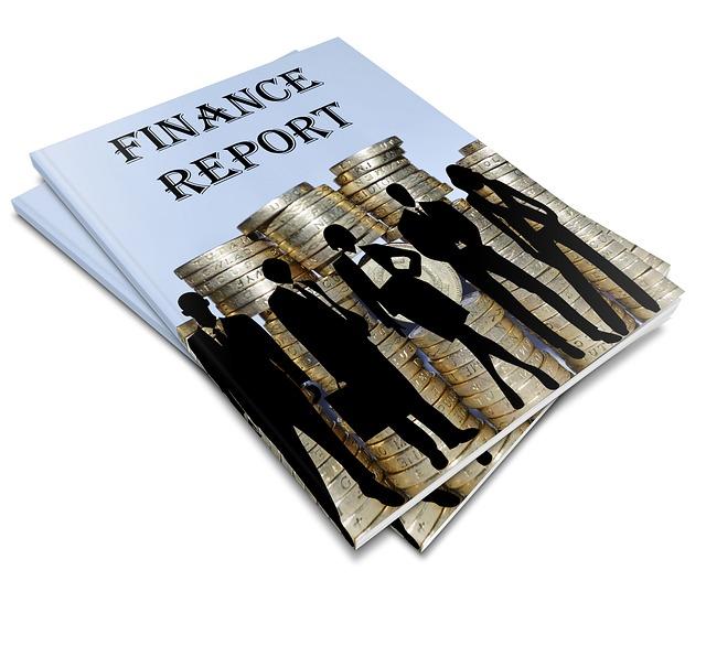 Finance, Money, Report, Financial, Tax, Economy