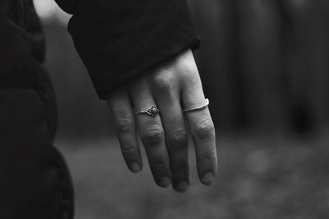 Hand, Back Of The Hand, Finger, Rings, Jewellery, Woman