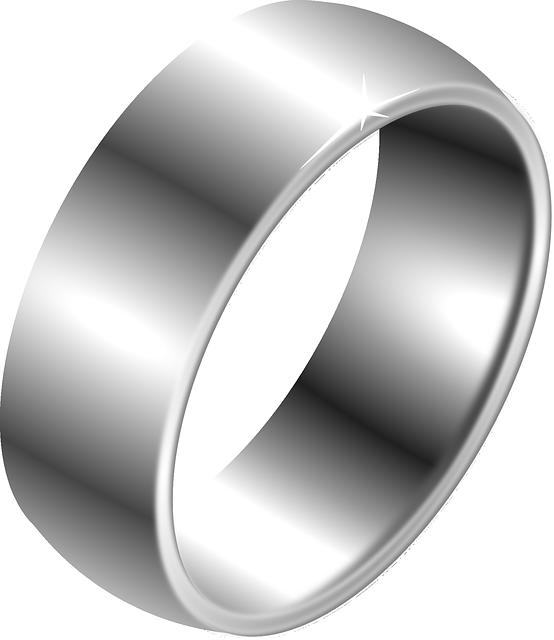 Ring, Fingerring, Silver, Engagement, Engagement Ring