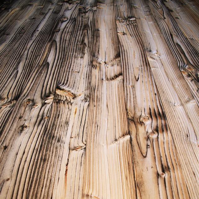 Wood Floor, Floor Planks, Spruce, Beech, Fir, Material