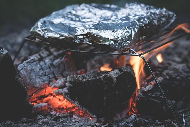 Campfire, Fireplace, Fire, Burn, Flame, Wood, Embers