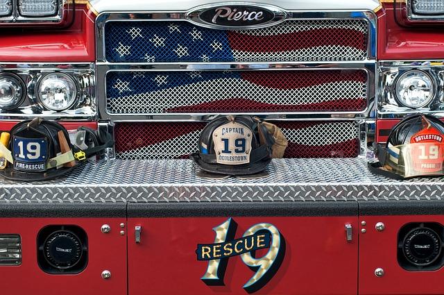 Fire Engine, Doylestown, Fire Department