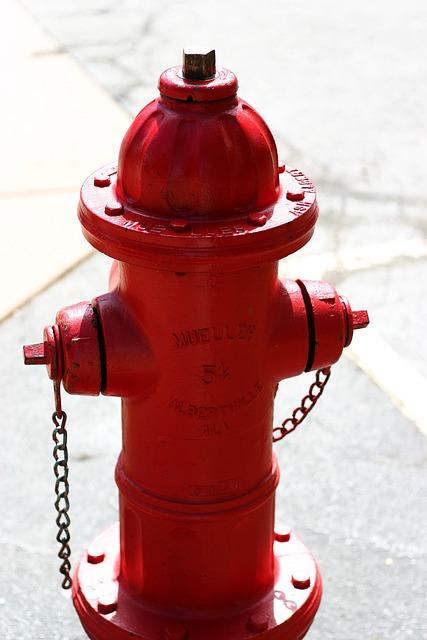 Fire Extinguisher, America, Hydrant