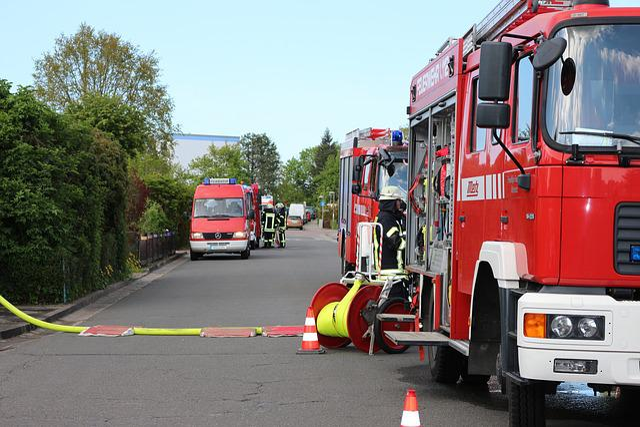 Fire Truck, Use, Technology, Fire Fighting, Fire