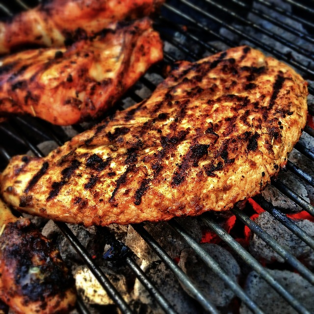 Barbecue, Meat, Grill, Fire, Flame, Bbq, Charcoal, Food