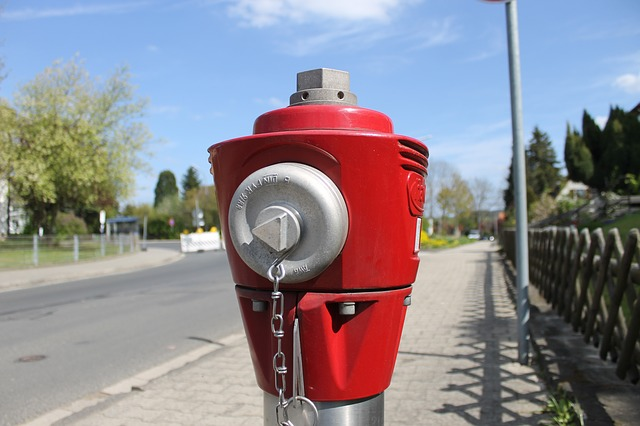 Fire Hydrant, Hydrant, Fire Fighting Water