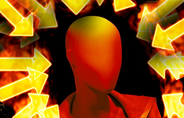 Head, Face, Stress, Flame, Burn, Fire, Old, Voltage