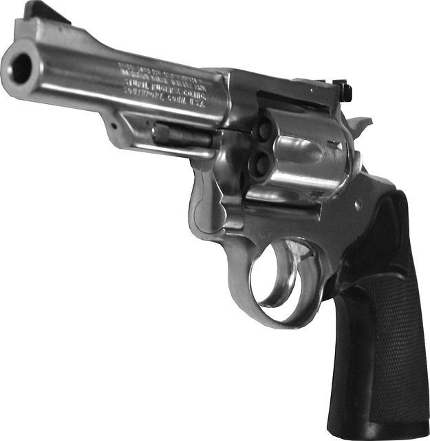 Revolver, Guns, Firearms, Handguns, Weapon, Pistol