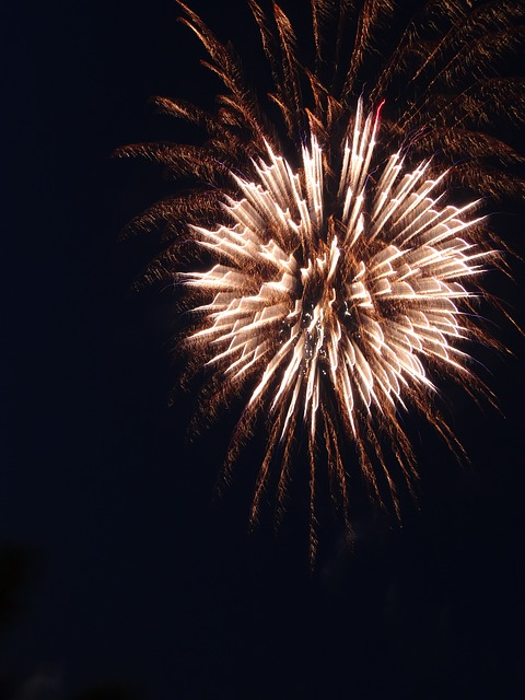 Fireworks, Crackers, Sylvester, Firecrackers, Rocket