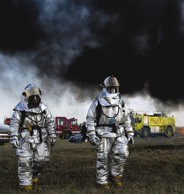 Firemen, Toledo, Ohio, Smoke, Smoky, Firefighters