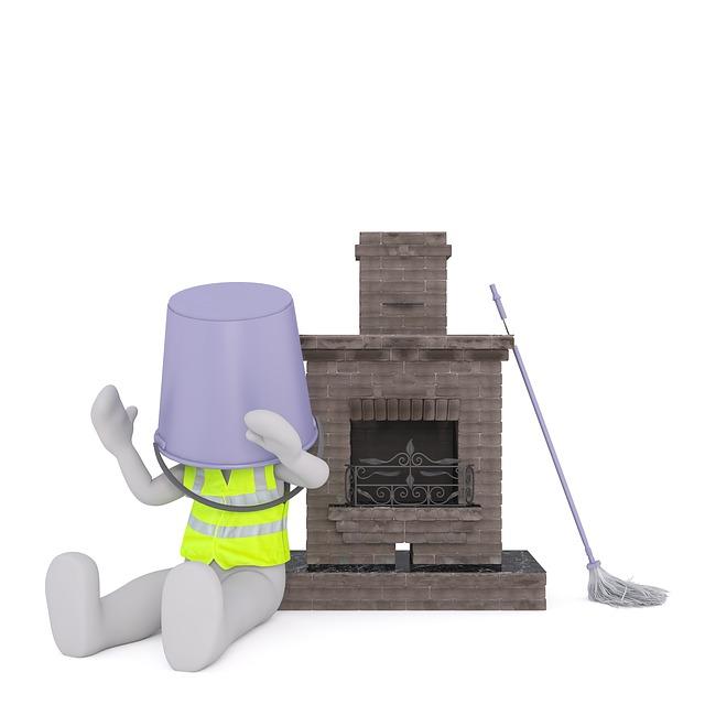 Eat, Fireplace, Chimney, Column, Sweep, Return, Patrol