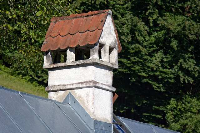 Chimney, Fireplace, Old, Historically, Architecture
