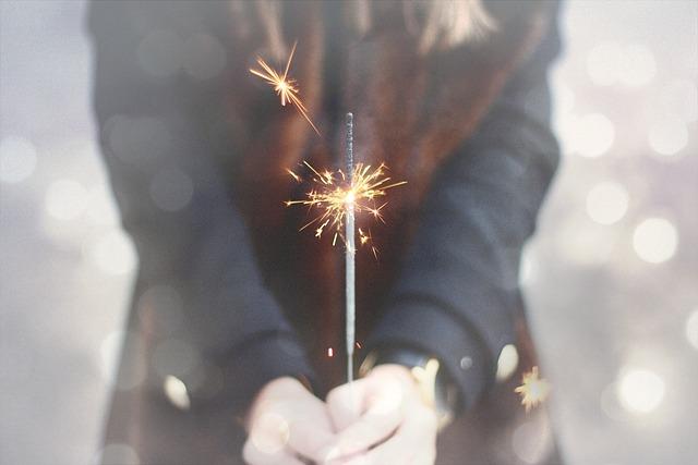Sparkler, Bokeh, Celebration, Firework, Flame, Festive