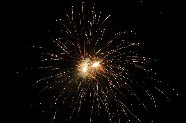 Fireworks, Light, Heaven, Dark, The Feast Of The