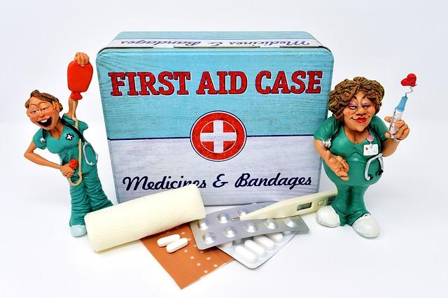 First Aid, Supply, Nurse, Rescue, Emergency, Medic