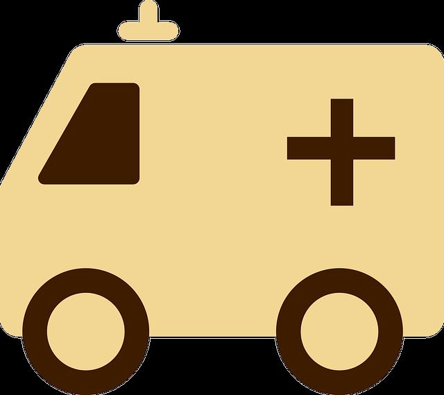 Ambulance, Medic, First Aid, 1st Aid, Car, Health, Van