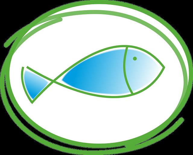Fish, Baptism, Communion, Church, Religion