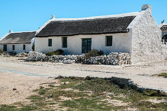 Fisherman's Cottage, Cape Dutch Architecture, Arniston