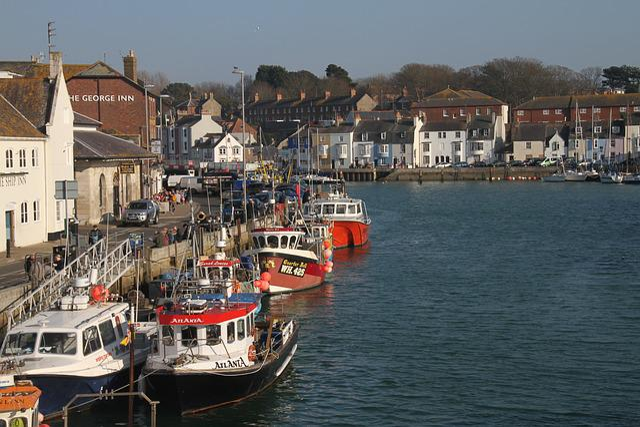 Seaside, Harbor, Boat, Fishing, Village, Coast, Bay