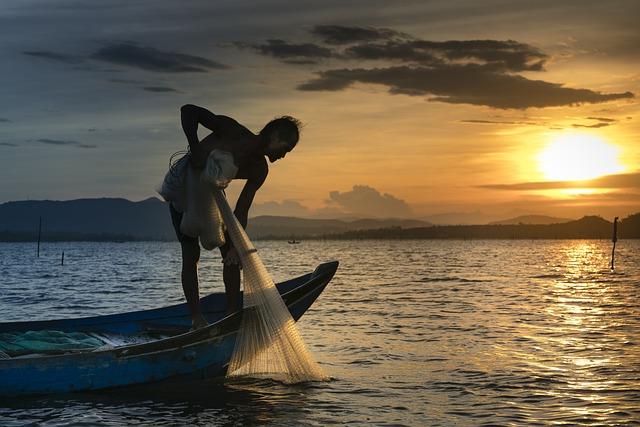 Fish, The Fishermen, Fishing, Outdoor, Life, Lifestyle