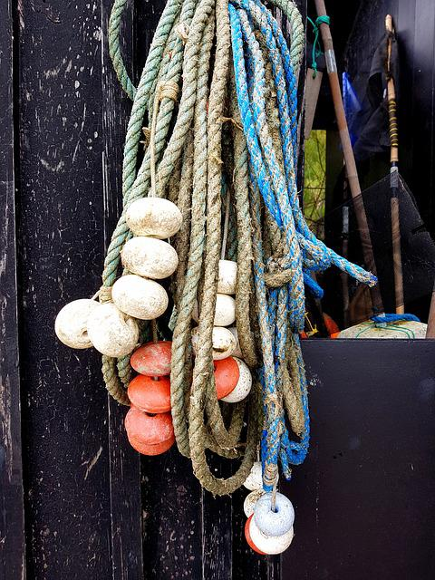 Ropes, Thaw, Fishing Boat, Boat Accessories, Fishing