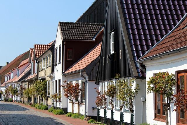 Schleswig Holm, Fishing Village, Historically, Monument