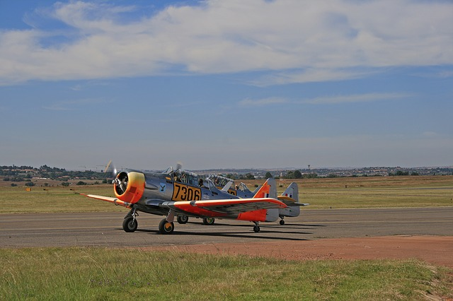 Harvard, Airplane, Aircraft, Fixed Wing, Trainer