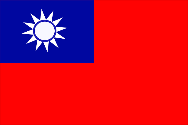 Flag, Taiwan, Official, Taiwanese, Roc, Country, Asia