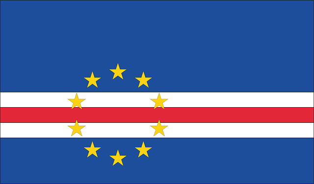 Flag, Country, Cape Verde