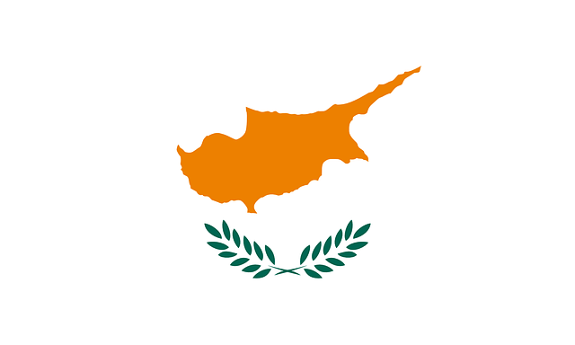 Flag, Cyprus, Island, Country, Map, Europe
