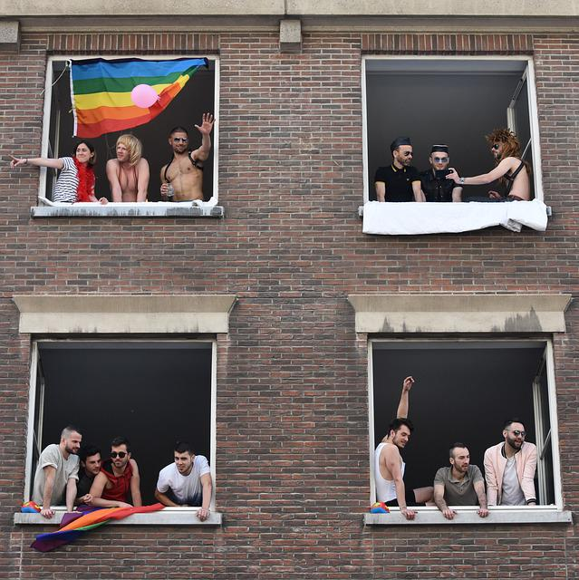 Lgbt, Sexuality, Flag, Homosexuality, People, Men