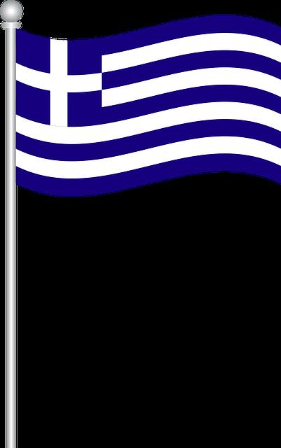 Flag Of Greece, Flag, Greece, World Flags