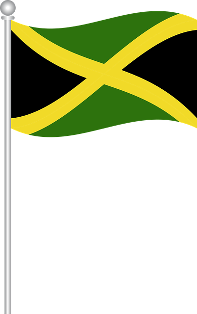 Flag Of Jamaica, Flag, Jamaica, World