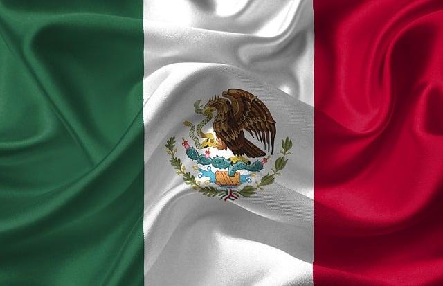 Mexico, Flag, Mexican Flag, Flag Of Mexico