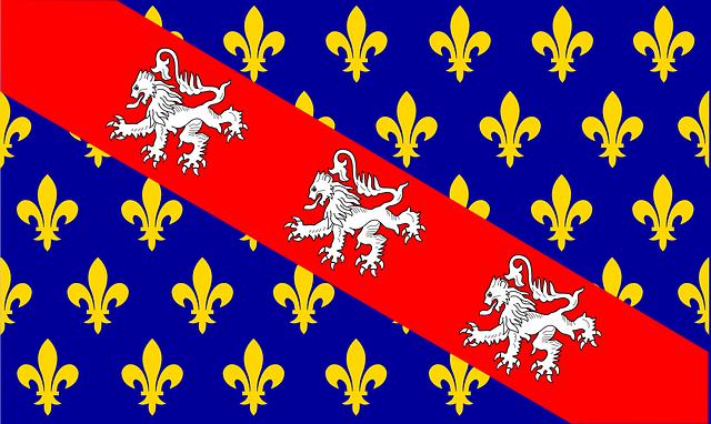 Marche, Flag, Region, Italy