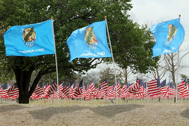 Flags For Children, Flags, Oklahoma City, Oklahoma