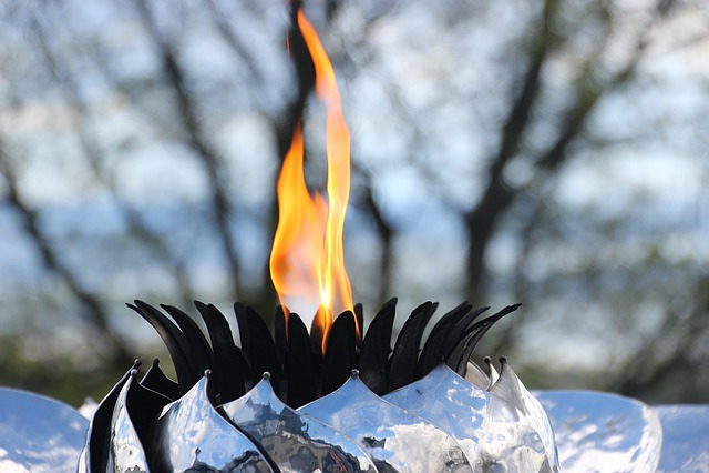Fire, Flame, Oslo, Holmenkollen, Burn