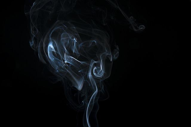 Smoke, Burn, Flame, Incense