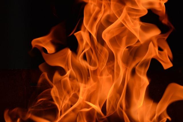 Fire, Flame, Hot, Burn, Yellow, Brand