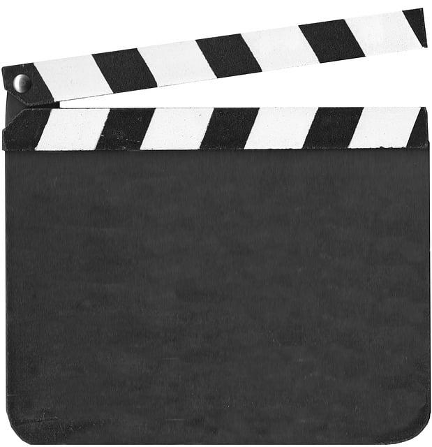 Filmklappe, Hollywood, Flap, California, Scene