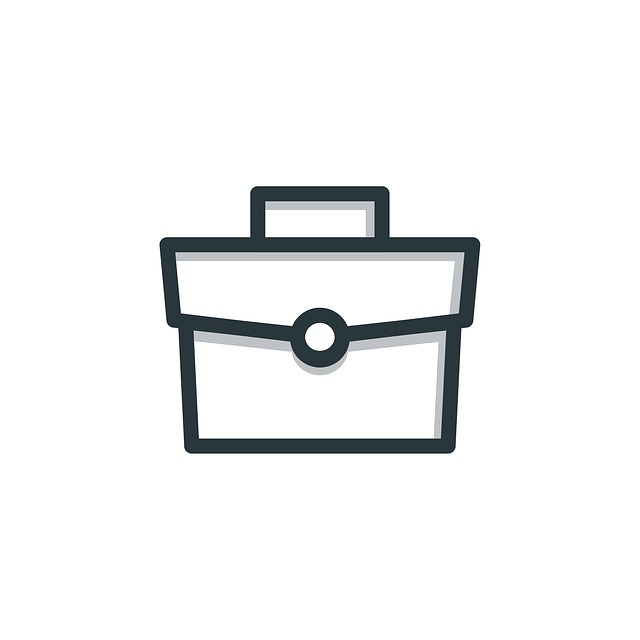 Briefcase, Icon, Business, Flat, Case, Symbol, Sign