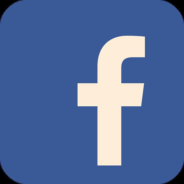 Facebook, Flat, Flat Icon, Social, Icon, Design, Web